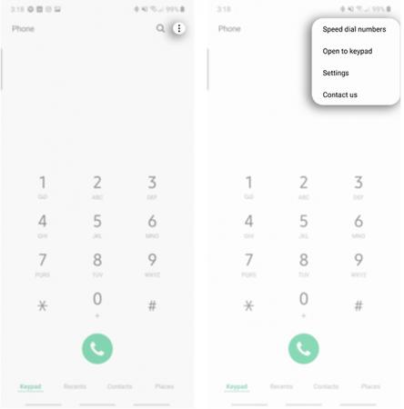 حل مشکل پاسخگویی و جواب دادن به تماس های در گوشی سامسونگ a50s