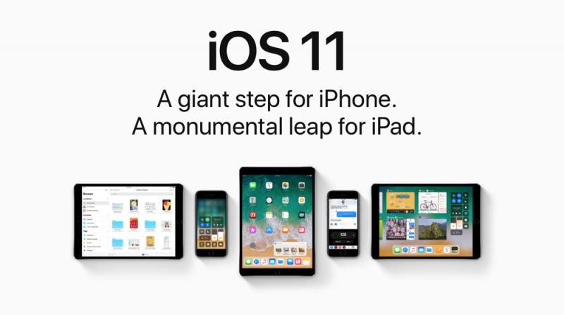 سیستم عامل معرفی در شده در WWDC 2017 ; سیستم عامل آی او اس 11(iOS 11)
