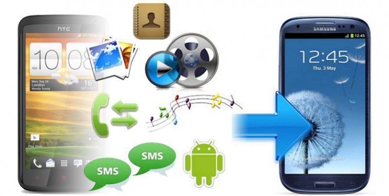 انتقال اطلاعات یک گوشی اندروید به گوشی جدید