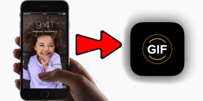 تبدیل تصاویر زنده به گیف در آیفون