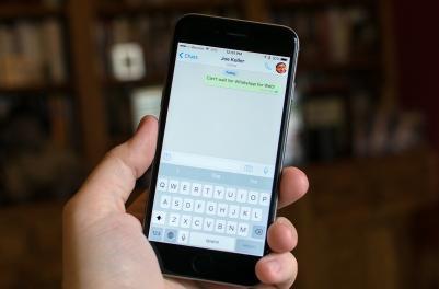 تغییر شماره در واتس اپ اپل