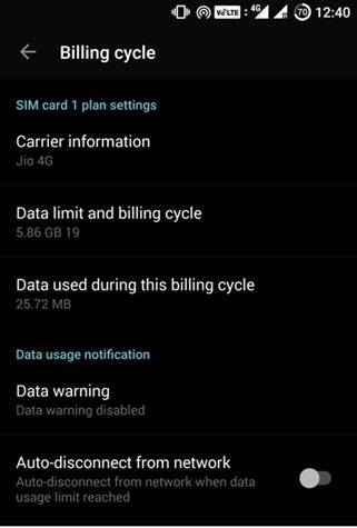 کاهش مصرف اینترنت موبایل , تعمیر موبایل