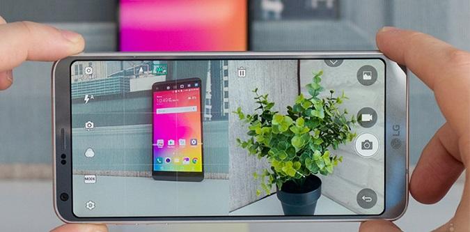 دوربین گوشی ال جی g6,دوربین موبایل جی6,بهترین دوربین گوشی,بهترین دوربین موبایل,تعمیر دوربین گوشی ال جی