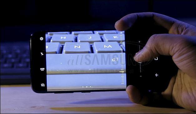 تنظیمات دوربین S8،تنظیمات دوربین S8+،تنظیمات دوربین اس 8
