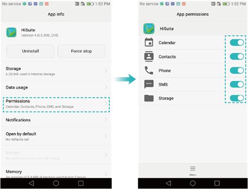 بکاپ گرفتن از گوشی هواوی,Huawei Backup