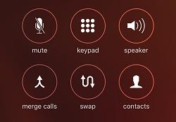 ضبط مکالمه در ايفون,ضبط تماس در آيفون
