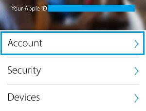 تغيير دادن اپل آيدي در گوشي هاي آيفون